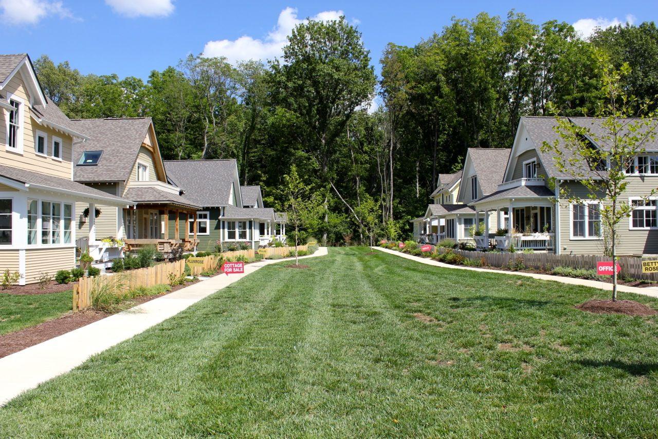 Beautiful Pocket Neighborhood Designed By Ross Chapin