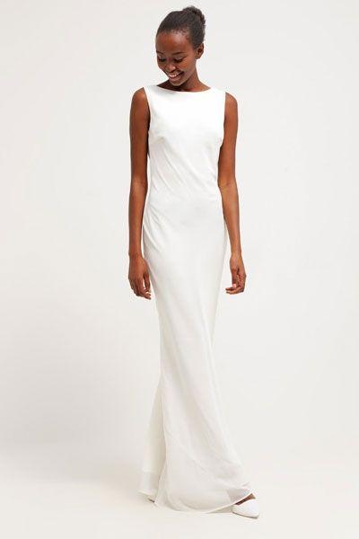 Hochzeitskleider günstig: Elegantes Kleid von Young ...