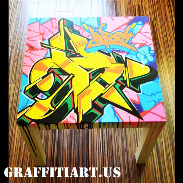 #graffiti art