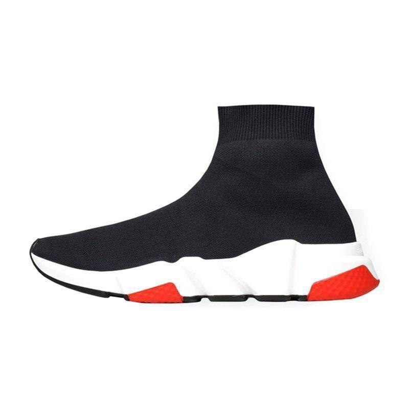 Luxury Designer Sock Shoe Speed Trainer