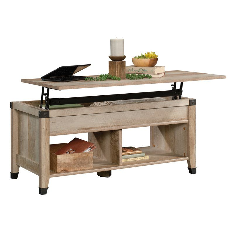 Chantrell Lift Top Coffee Table With Storage Lift Top Coffee