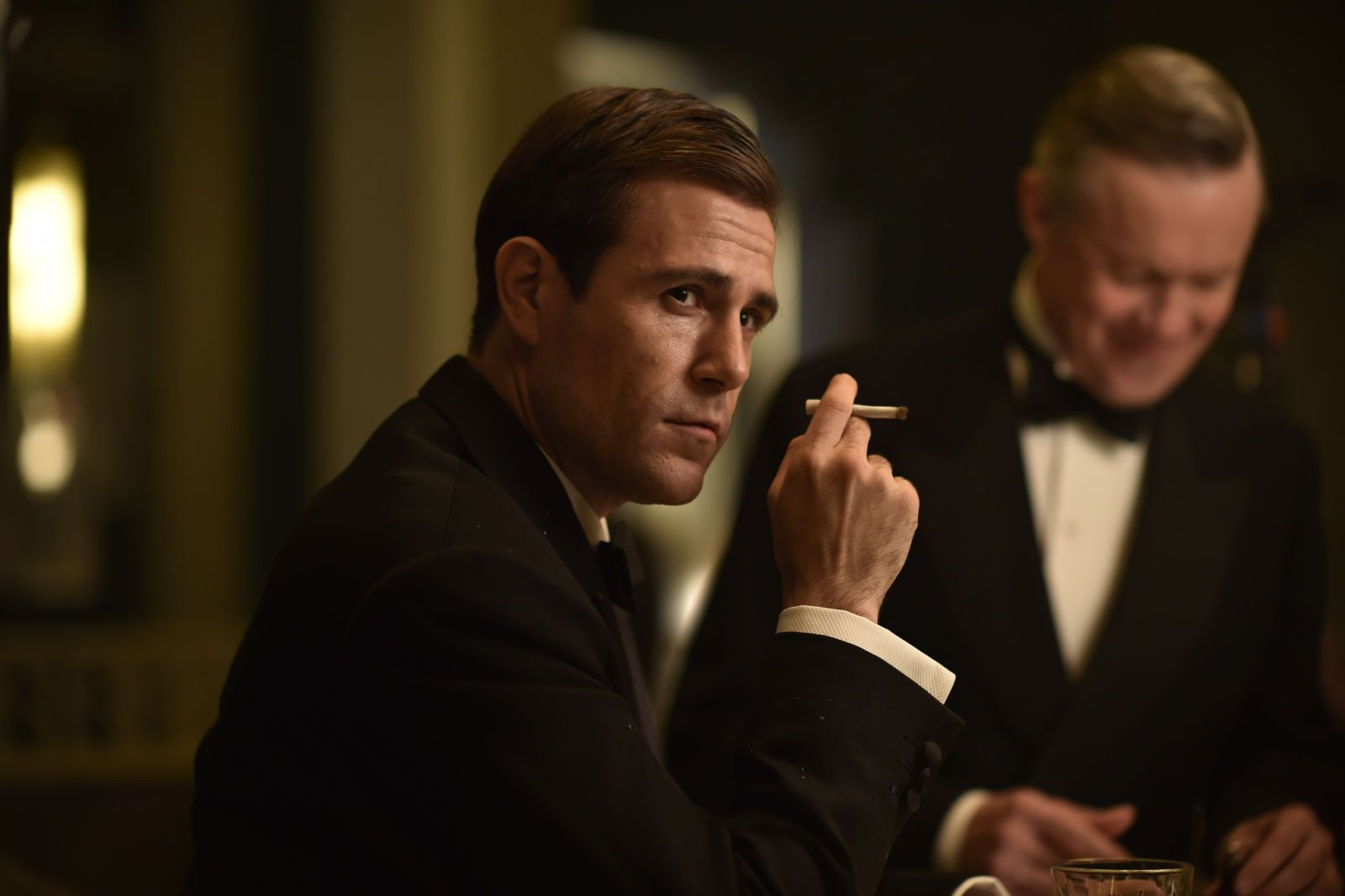 Itv S New Series The Halcyon Is Immense Says Matt Ryan Com Imagens Shows