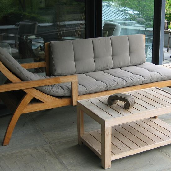 best outdoor lounge chair bench outdoor space pinterest