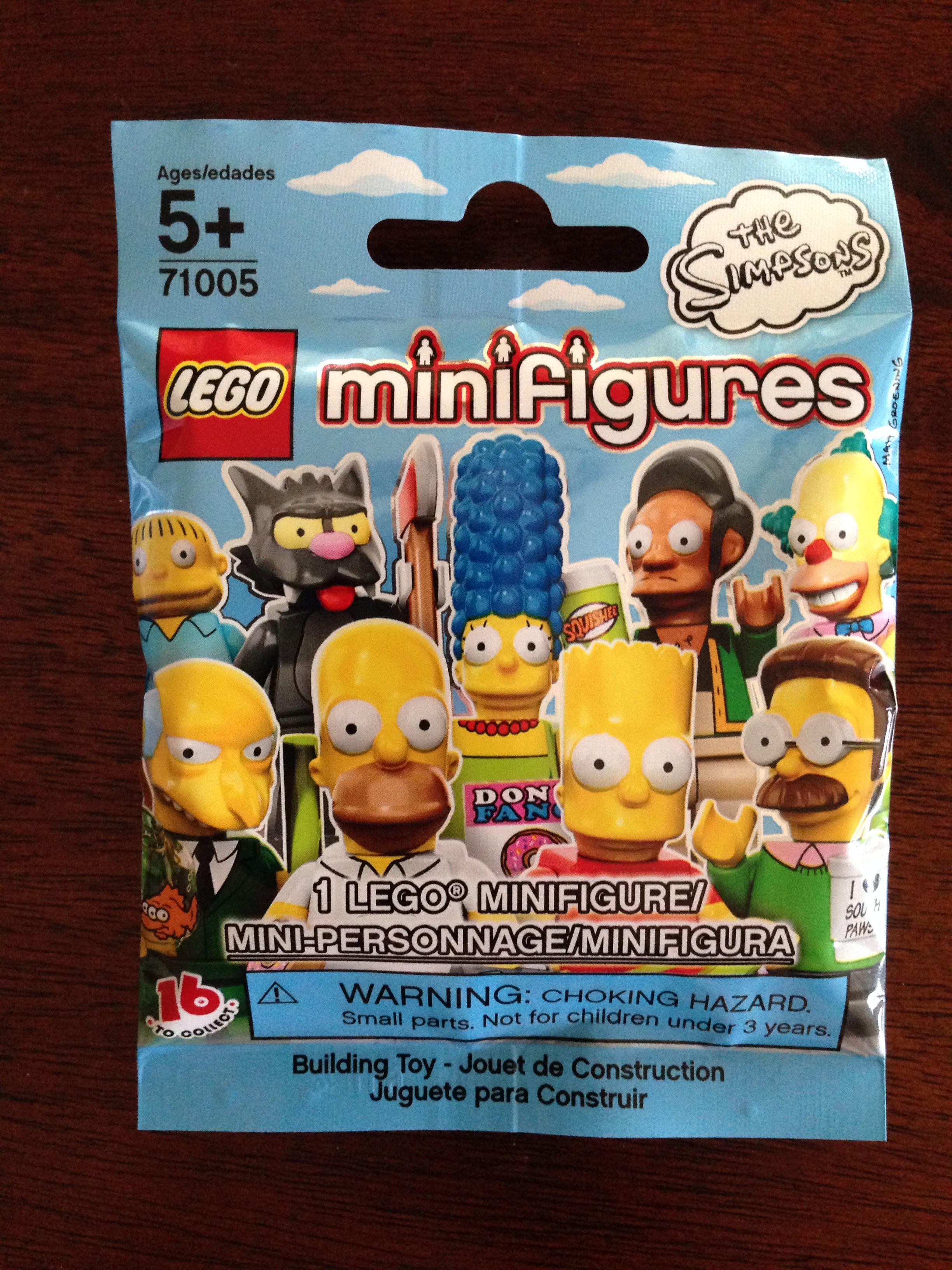 Simpsons #lego