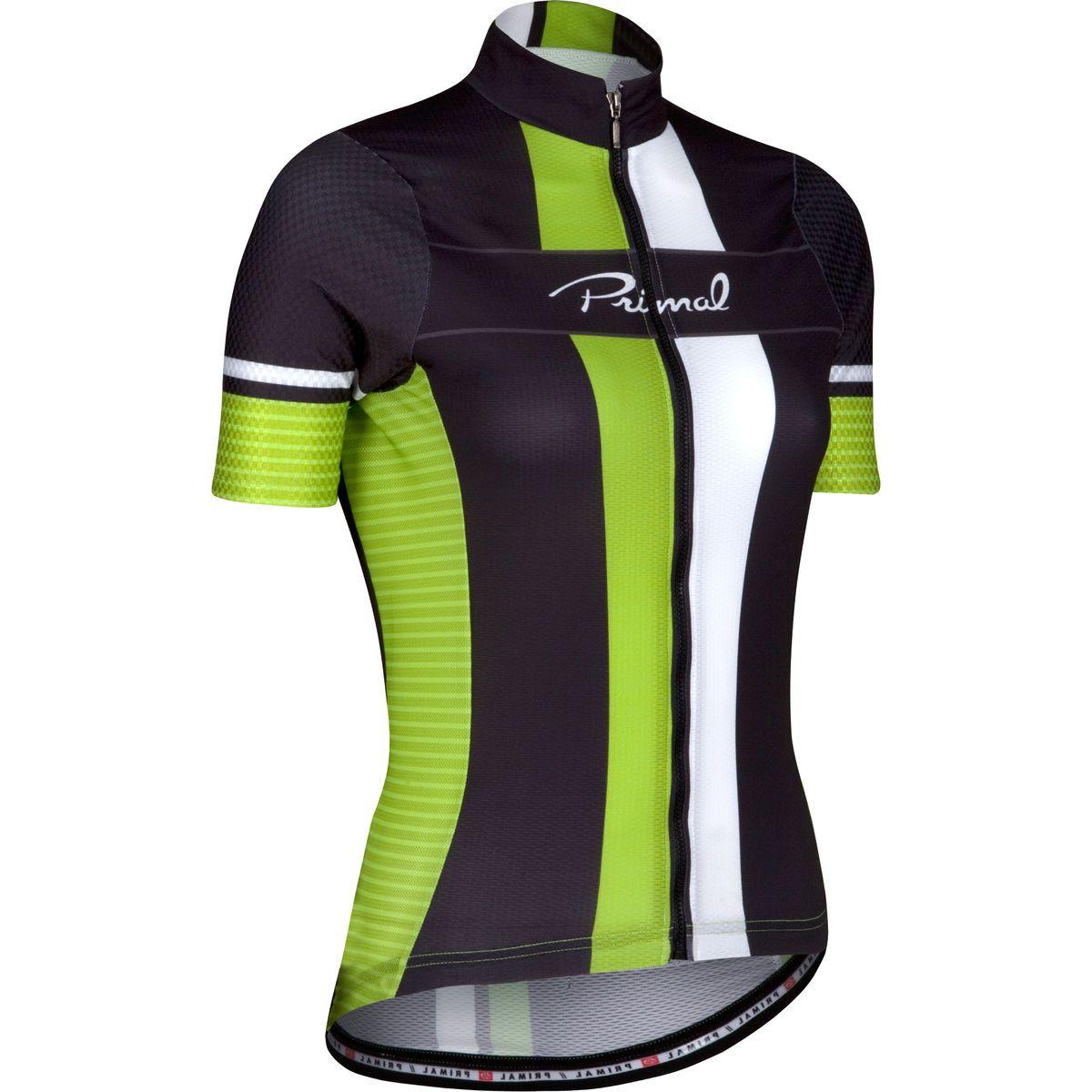 Primal Women s Exion Helix Jersey Short Sleeve Cycling Jerseys - istylesport 893d651d3