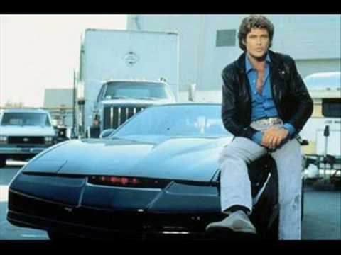 Knight Rider Supercar Theme Song Knight Rider Rider Pontiac Firebird