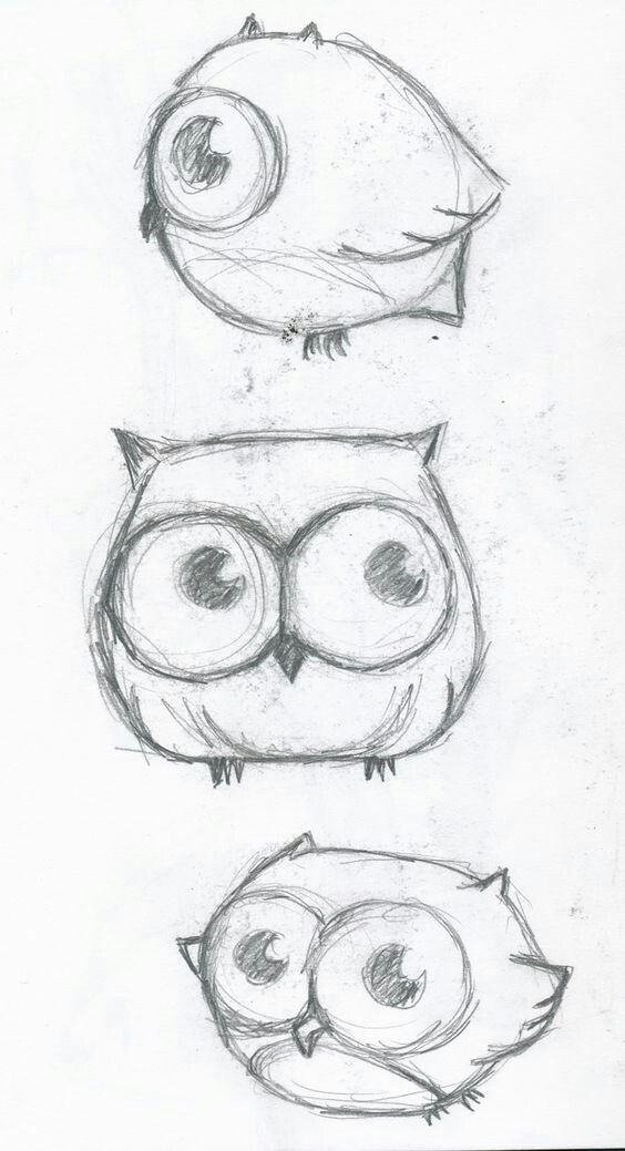 alphabet art sketch simple shapes animal art letter of the week o owl fallhalloween learn to draw - Cute Easy Animals To Draw