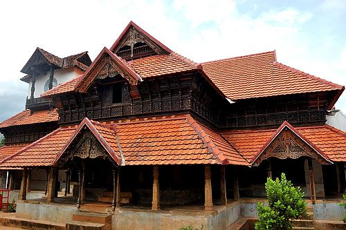 Traditional Kerala House Architecture Dream Home Pinterest