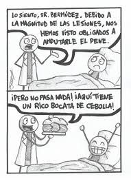 Resultado de imagen de a falta de polla pan y cebolla significado