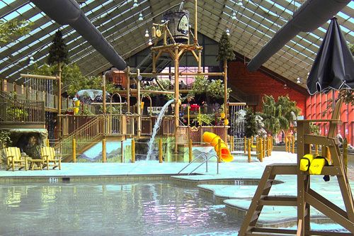 Water Park Attractions And Rides Wild Bear Falls Gatlinburg Tn
