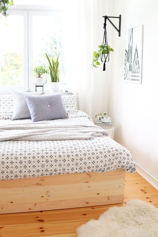 DIY Kleines schlafzimmer einrichten, Schlafzimmer