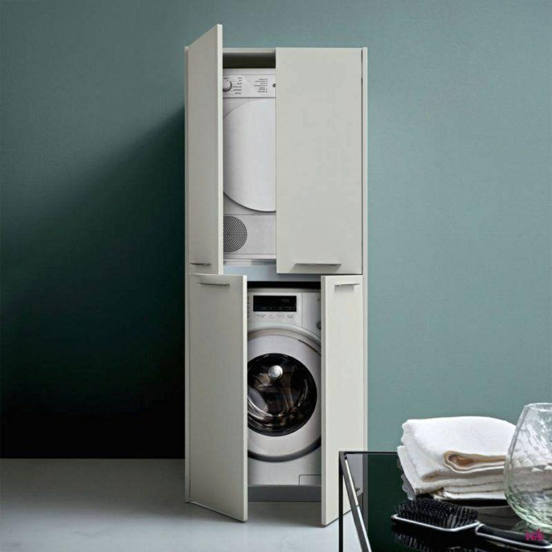 schrank für waschmaschine und trockner welche sind die
