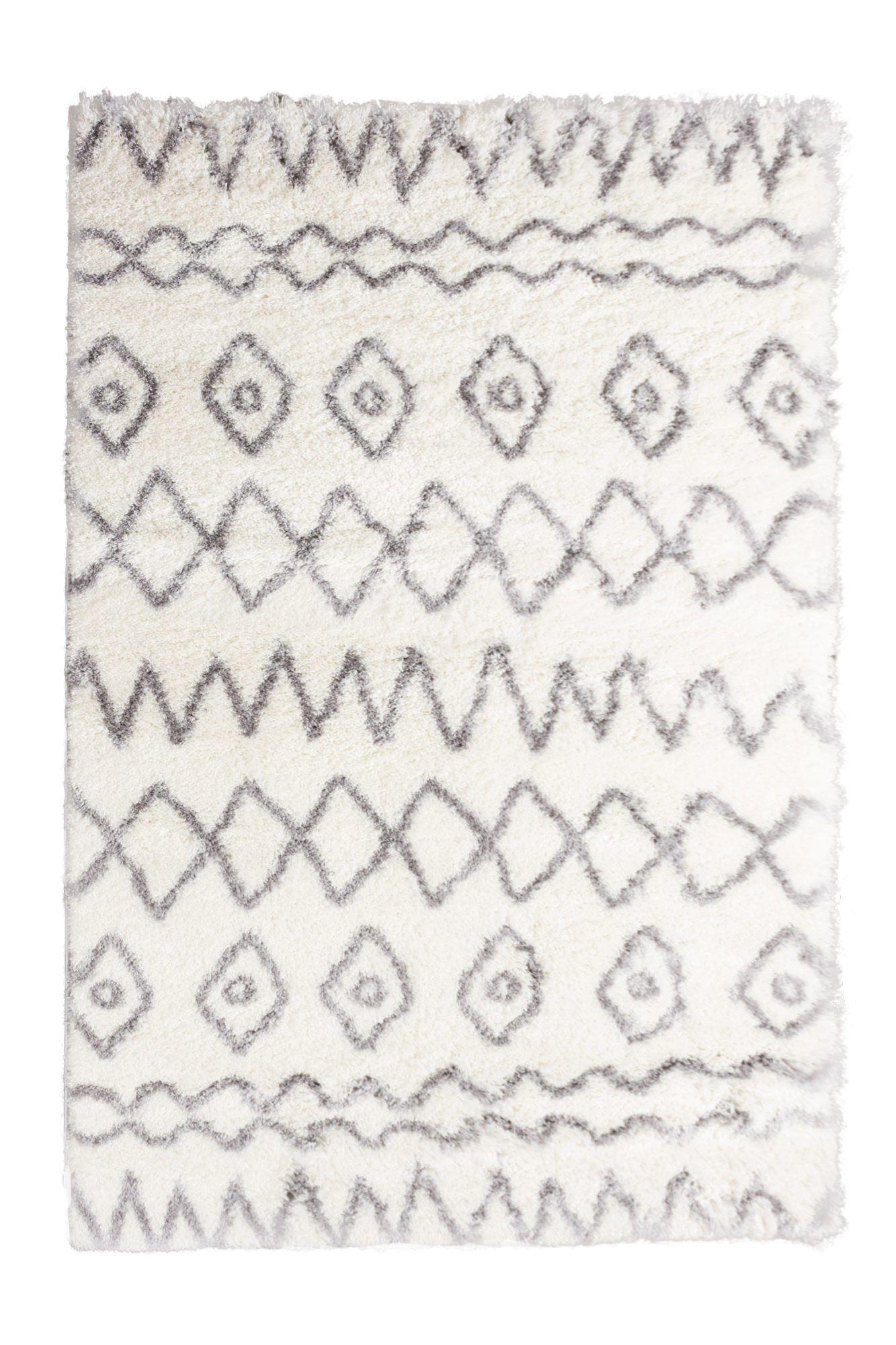 tapis berbere blanc rentre
