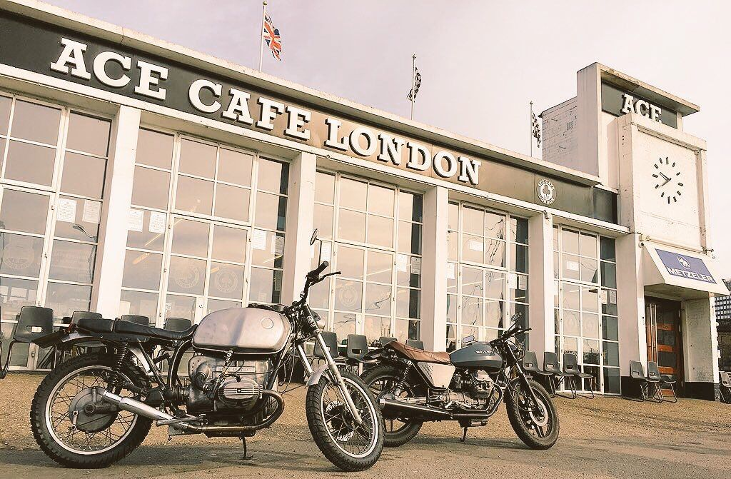 Ace Cafe London via kingoffuel.com