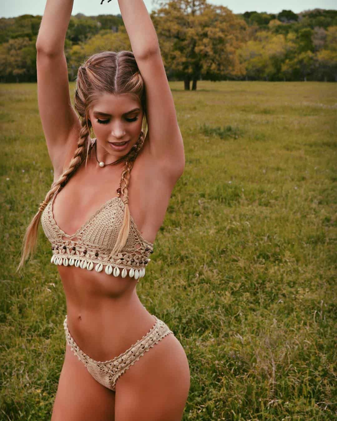 Allie DeBerry nude photos 2019