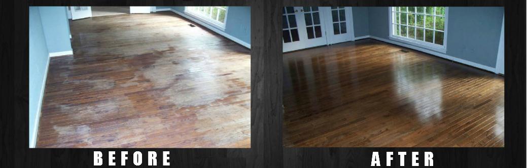 Restore Shine That Worn Dull Laminate Floor Lamanator Plus