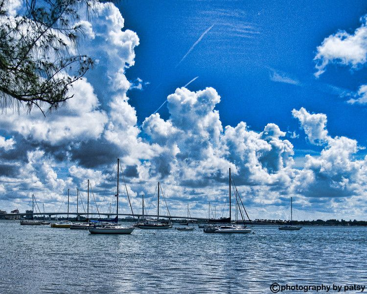 Best cloud formations in Fl