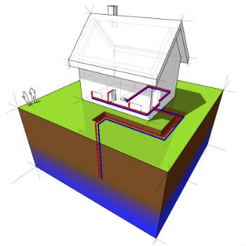 Heating And Cooling Your Home Using The Earth S Largest Resource