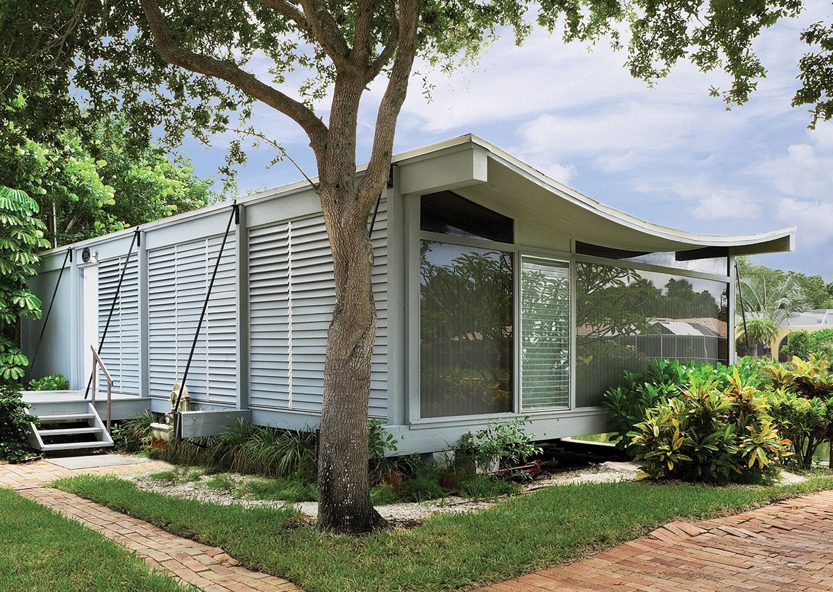 The mid century modern style is hugely popular right now and rightly - Midcentury Modern Architecture Of Sarasota