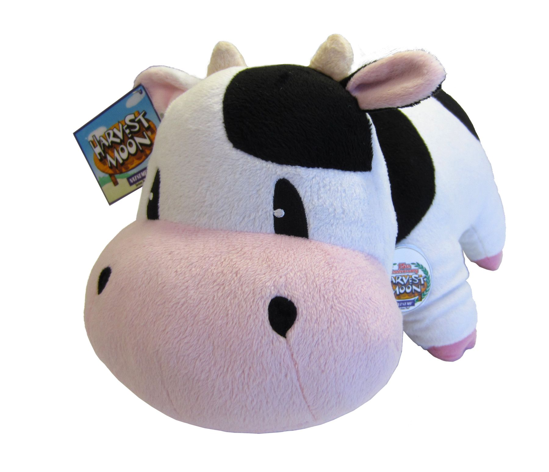 I got the game, but I wanted this cow too. D: