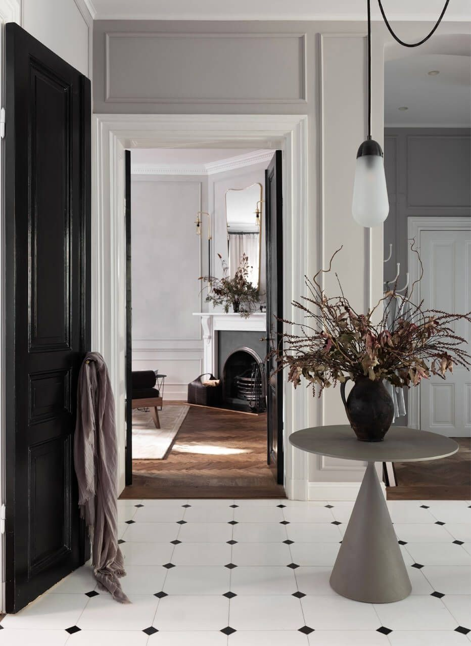 Photo of Un appartement empreint d'élégance – Frenchy Fancy