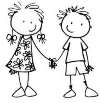 Galit gar on fille enseignement moral et civique emc dessin gar on dessin enfant et - Dessin fille et garcon ...