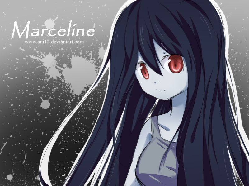 marceline adventure time Google Search anime