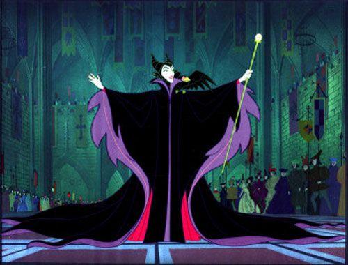 Malificent from Walt Disney's 1959 Adaptation of Sleeping Beauty