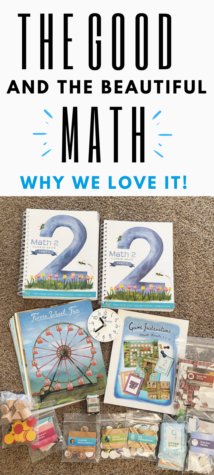 Photo of The Good and The Beautiful Math – Why We Love It!