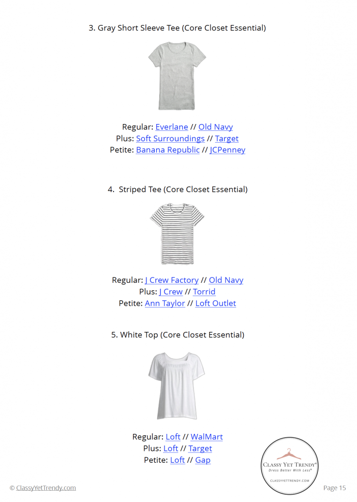 The Stay At Home Mom Capsule Wardrobe: Summer 2020 Collection | stay at home mom