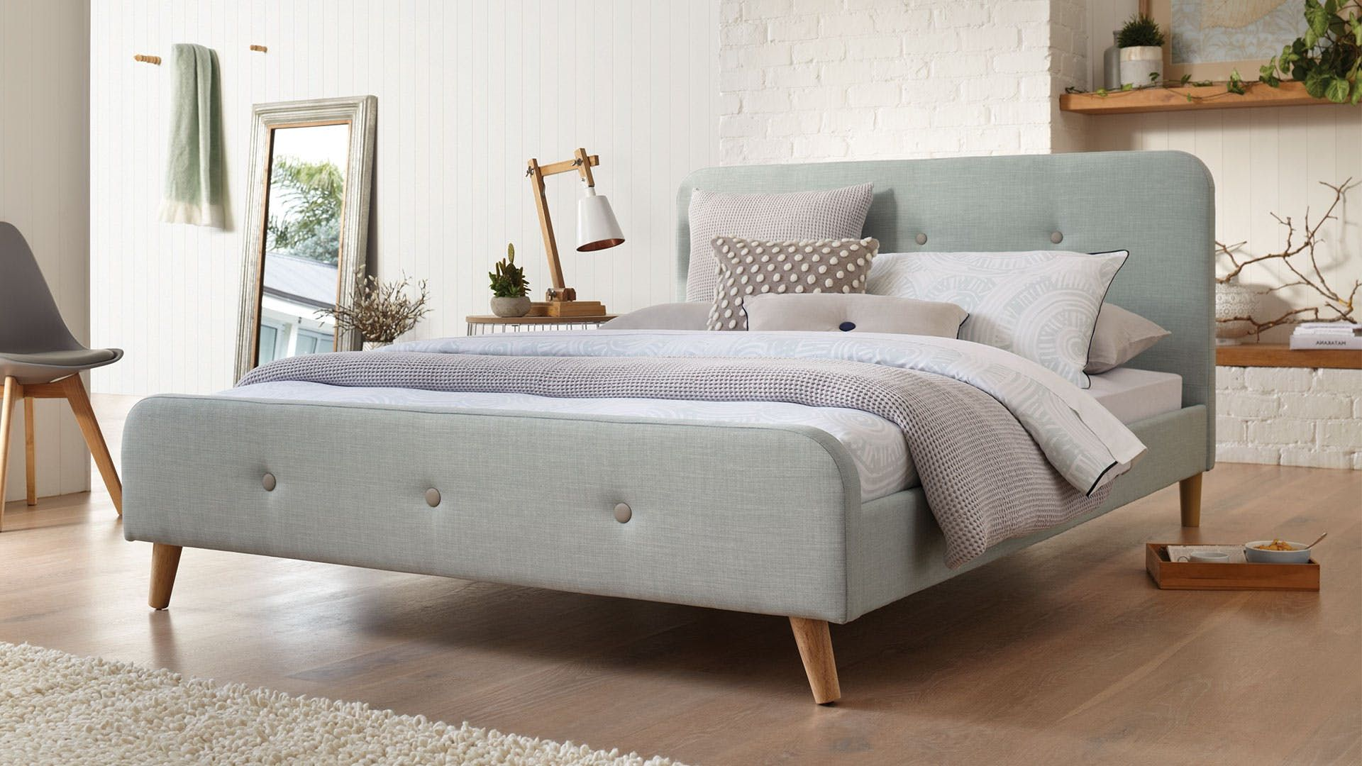 Calypso Queen Bed Frame By Nero Furniture