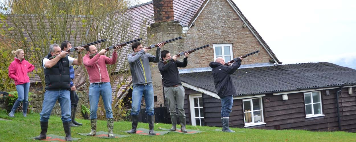 Activity station provides you an affordable clay pigeon