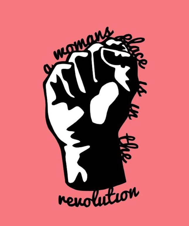 Support Women S Rights With These 21 Postcard Party Ideas Feminist Art Feminist Feminism