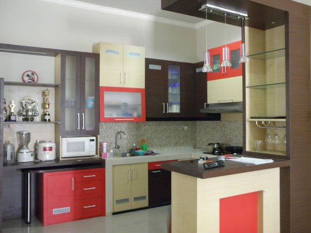 Kitchen Set Surabaya Amanah 082140992500 Kitchen Set