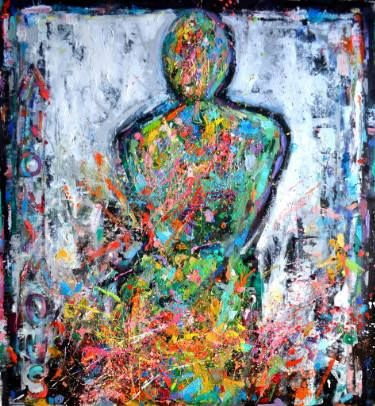 Anonymous Body Painting Body Painting Wall Art Canvas Painting Art Painting Oil
