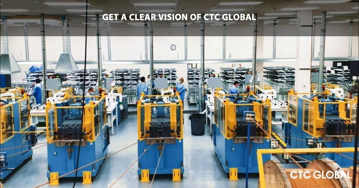 Want To Know How Things Work In Ctc Global Come Have A Look At The Informative Video Library That Displays The Workflow An Video Library Global Factory Tours