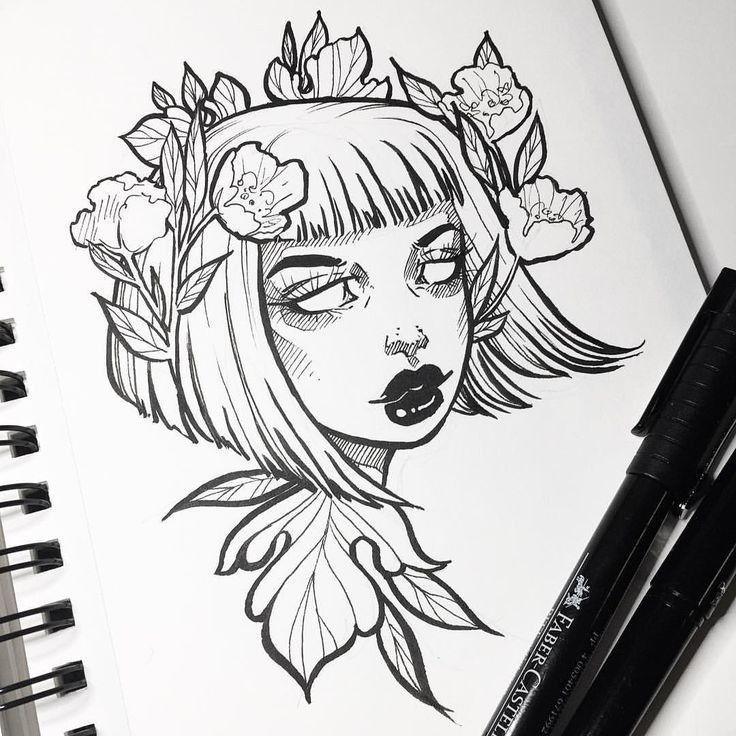 Extremamente Pin do(a) eryn eversole em Art (^~^) | Pinterest | Desenhar  UE52