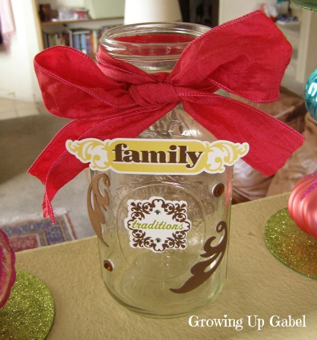 Great Idea For A New Year Of Family Memories Memory Jar Memory Jars Memory Jar Graduation