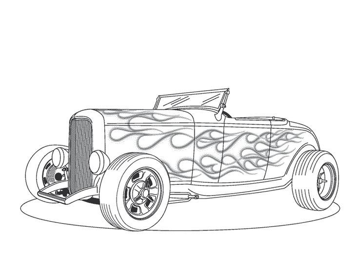 10 Acceptable Coloriage Voiture Tuning Photos Coloriage Dessin Voiture Livre Coloriage