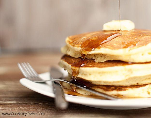 Classic Buttermilk Pancake Recipe Recipe Pancake Recipe Buttermilk Easy Pancake Mix Recipe Recipes
