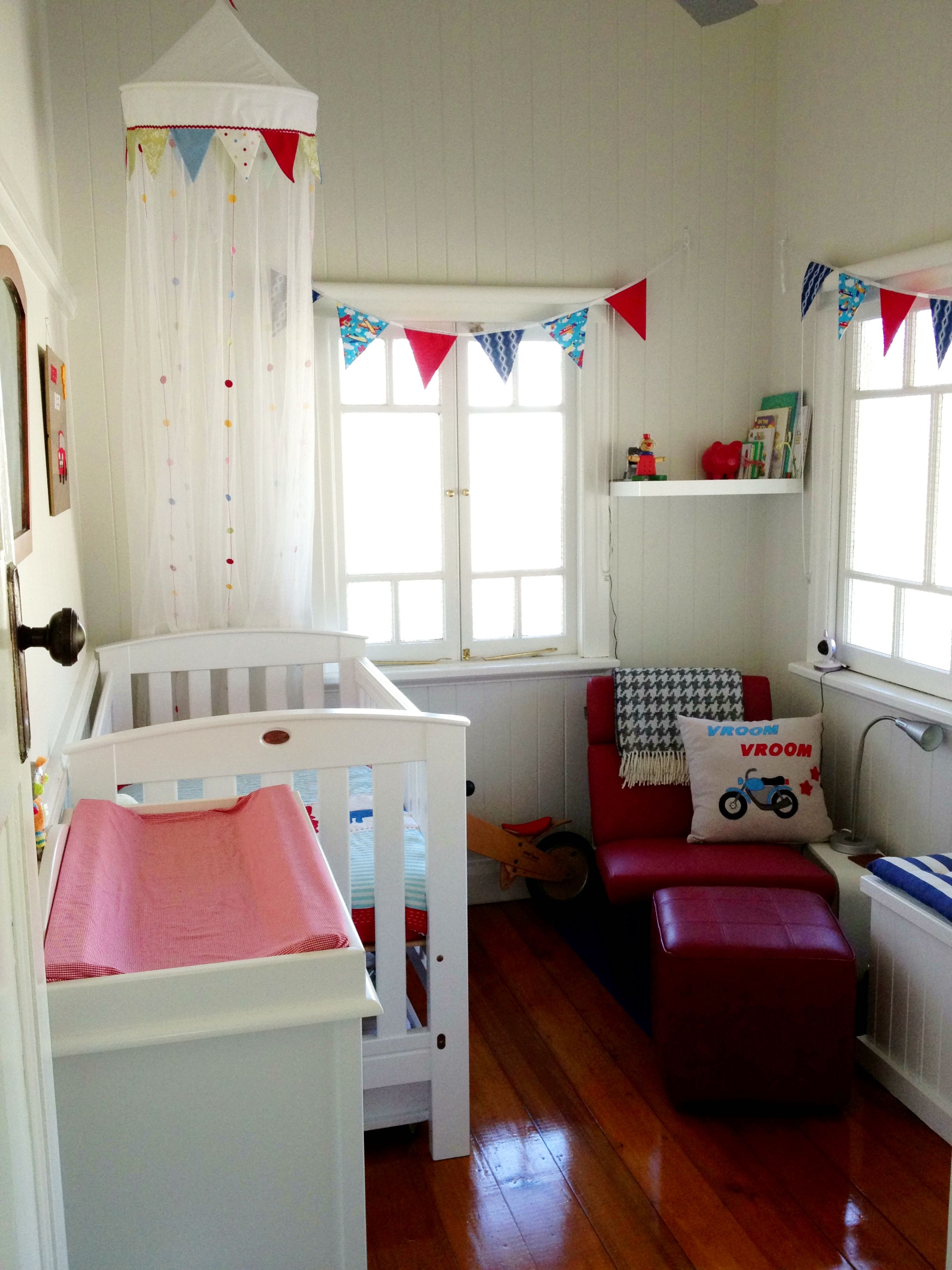 Baby Boys Small Nursery