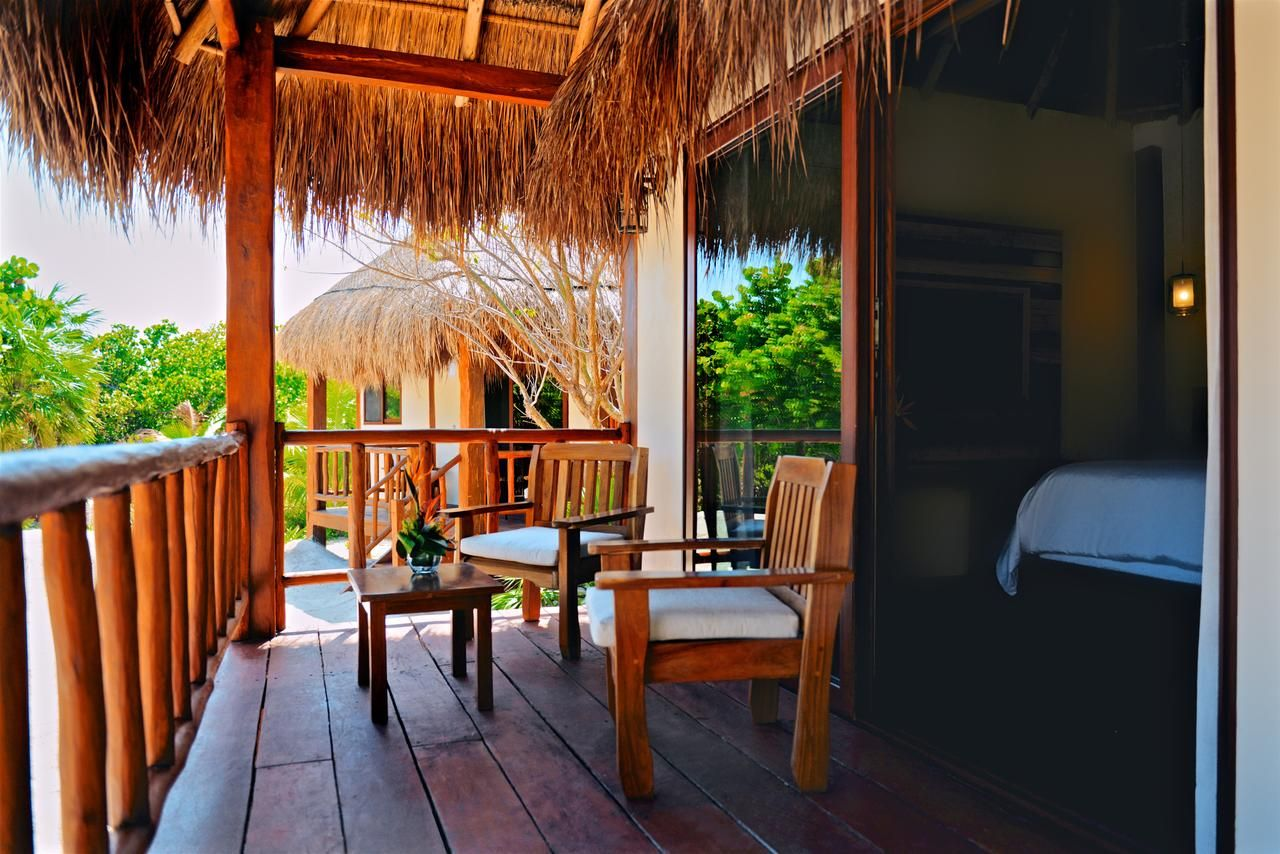 Mukan Resort South of Tulum , Punta Allen