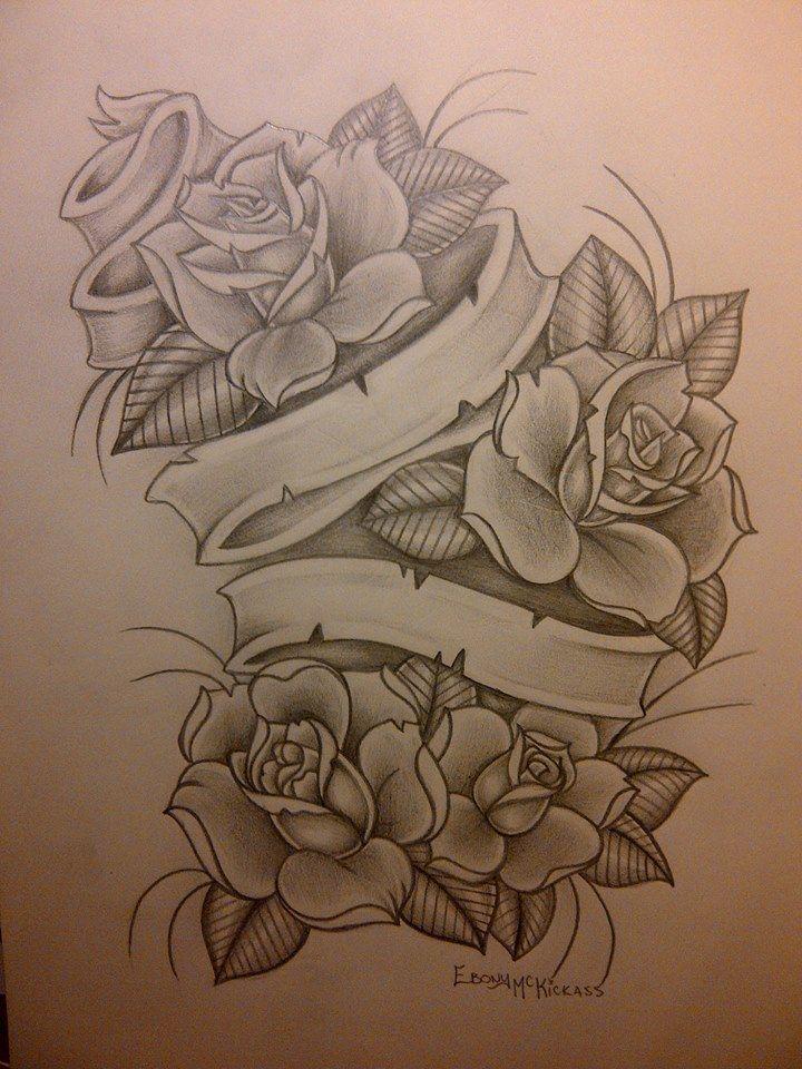 Flower Tatu Baby Tattoo