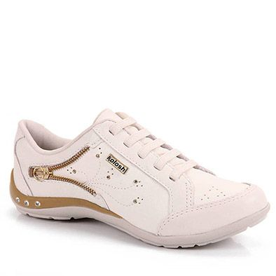 9c2480132 Tênis Casual Feminino Kolosh - Gelo - Passarela.com   zapatos ...