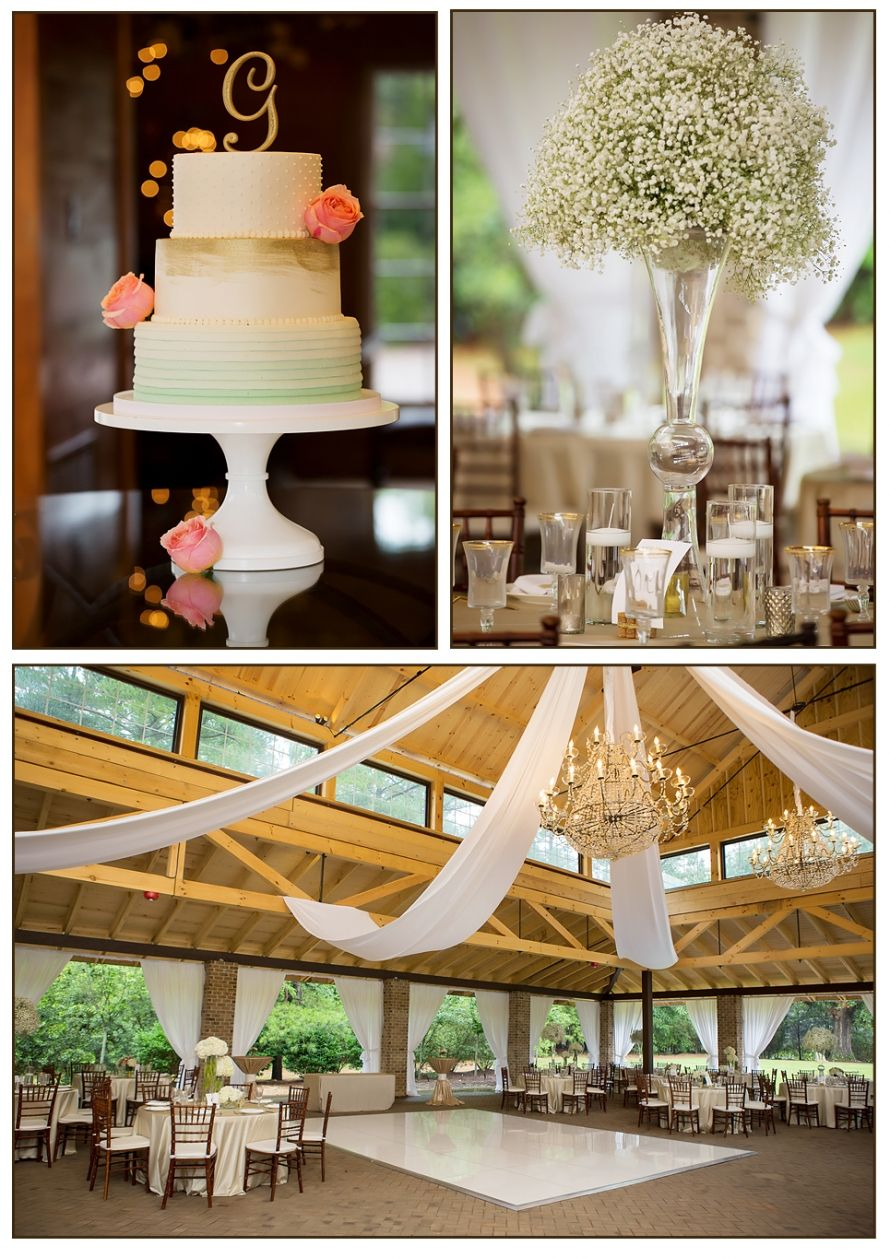 Gorgeous wedding at The Sutherland in NC
