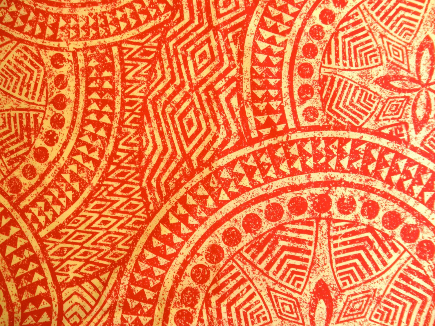 Red Tribal Fabric Patterns | www.imgkid.com - The Image ...