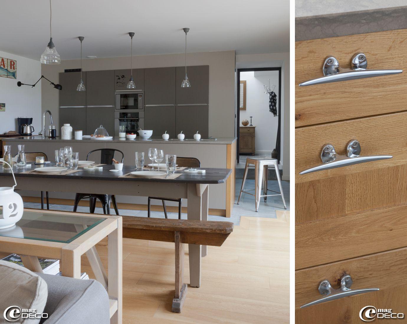cuisine quip e 39 schmidt 39 tabouret haut 39 tolix 39 applique. Black Bedroom Furniture Sets. Home Design Ideas