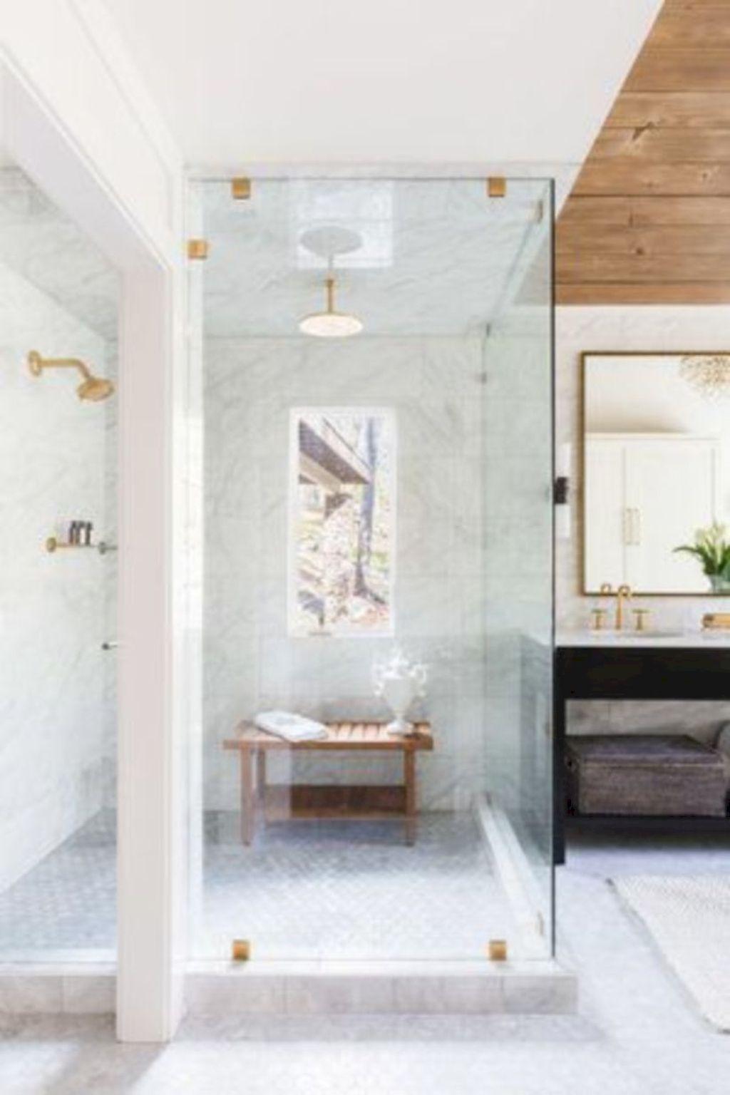 60 Beautiful Farmhouse Bathroom Remodel Ideas Master Bathroom