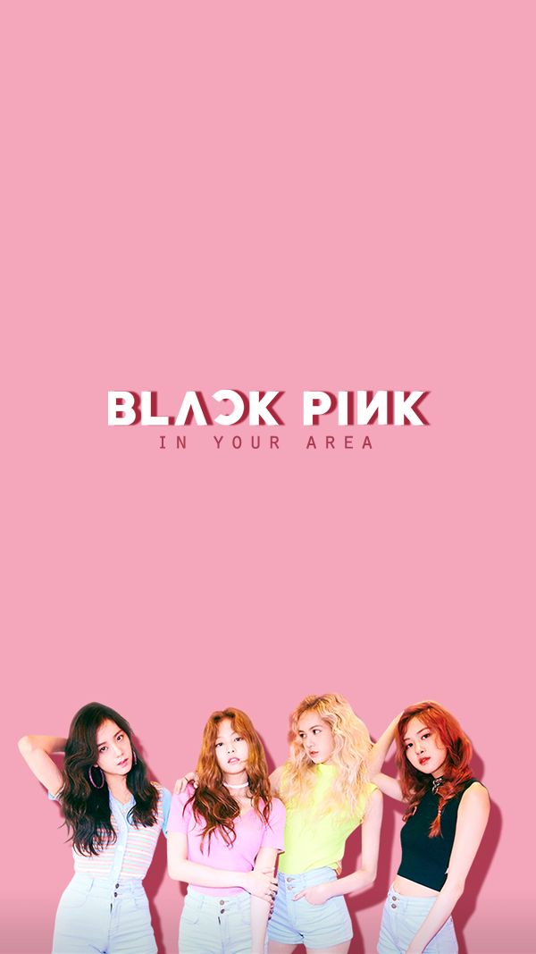 BLINK看过来!Black pink壁纸篇