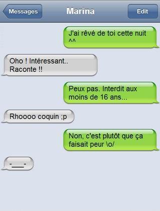 blague par sms